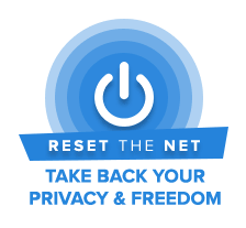 Take Back Your Privacy and Freedom!