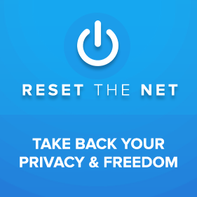 Reset the NET.