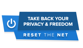 Take back your privacy & freedom